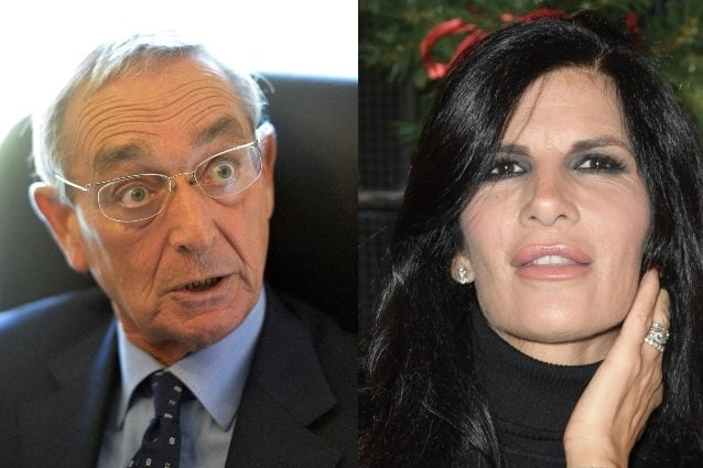 Carlo Taormina contro Pamela Prati: