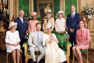 Le foto ufficiali del battesimo di Archie, figlio di Harry d'Inghilterra e Meghan Markle