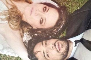 """L'anniversario di matrimonio di Laura Chiatti e Marco Bocci: """"Oggi sono 5 anni, tra 50 ci riscegliamo"""""""