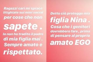 """Clizia Incorvaia smentisce Francesco Sarcina su Riccardo Scamarcio: """"Non tradirei il padre di Nina"""""""