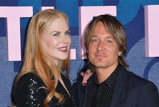 """""""Nicole Kidman è una maniaca del sesso"""", lo dice la canzone del marito Keith Urban"""