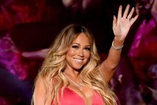 """Mariah Carey rivela: """"In vita mia sono stata a letto solo con cinque persone, sono un po' puritana"""""""