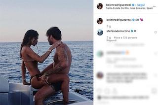 Belén Rodriguez e Stefano De Martino rinati: le foto dell'amore che vive delle seconde possibilità