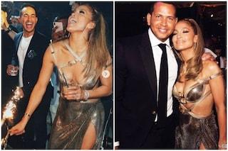 Jennifer Lopez festeggia alla grande i suoi 50 anni, con una festa straordinaria