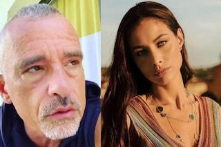 """Eros Ramazzotti difende Marica Pellegrinelli: """"Non parlate male di lei, non è un'arrampicatrice"""""""