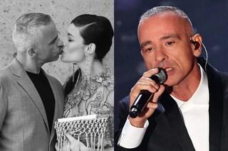 """Eros Ramazzotti e la rottura con Marica Pellegrinelli, i colleghi: """"Forza, dispiace vederti triste"""""""