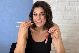 """Elisa Isoardi: """"Ho preso cinque chili e sto bene così, mangiavo ogni piatto a La Prova del Cuoco"""""""
