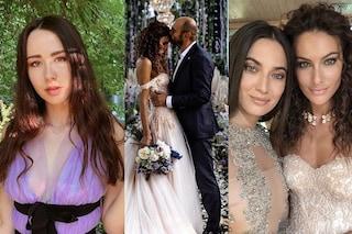 Matrimonio Paola Turani e Riccardo Serpellini: tra gli invitati Aurora Ramazzotti e Giulia Valentina