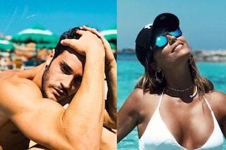"""Giordano Mazzocchi a Formentera con Rachele Risaliti, l'ex Miss Italia si """"tradisce"""" con un video"""