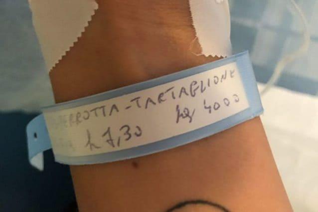 Rosa Perrotta è diventata mamma: la commozione di Pietro Tartaglione