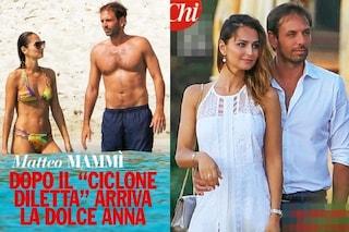 Matteo Mammì abbraccia Anna Safroncik, così volta pagina l'ex compagno di Diletta Leotta