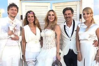 Stefania Orlando ha sposato Simone Gianlorenzi, quanti vip invitati al matrimonio