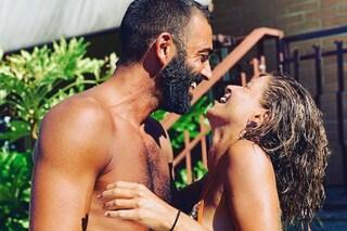 """Alessandra Amoroso e Stefano Settepani più innamorati che mai: """"Per sempre, si spera"""""""