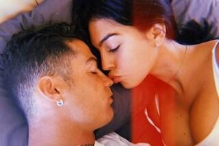 """Georgina Rodriguez: """"Facevo la commessa quando ho incontrato Ronaldo, difficile stargli accanto"""""""