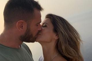 Alessia Ventura si è innamorata, l'ex compagna di Pippo Inzaghi felice accanto a Gabriele