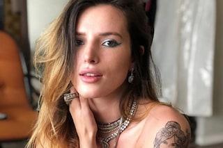 """Bella Thorne esordisce alla regia per il sito Pornhub con il film """"Her & Him"""""""