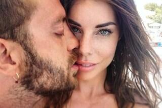 """Bianca Atzei e Stefano Corti: """"Ci siamo innamorati grazie a Gigi D'Alessio e Anna Tatangelo"""""""