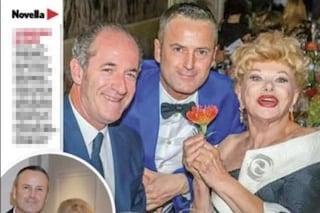 """Il nuovo compagno dell'86enne Sandra Milo ha 37 anni di meno, Alessandro Rorato: """"Mi affascina"""""""