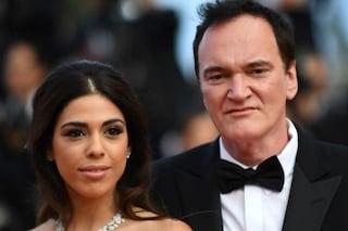 Quentin Tarantino padre a 56 anni, la moglie Daniella Pick è incinta del loro primo figlio