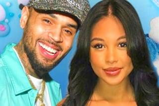 Chris Brown papà per la seconda volta, Ammika Harris aspetta un maschietto
