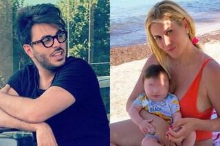 """Paola Caruso contro Francesco Caserta: """"Non mi dà un euro, Michele ha il diritto di avere un padre"""""""