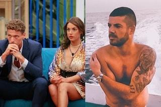 """Gennaro Lillio annuncia: """"Ho lasciato Francesca De André"""" e spunta Giorgio Tambellini"""