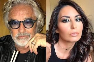 """Elisabetta Gregoraci: """"Non tornerò con Flavio Briatore, scherza quando dice di volermi risposare"""""""