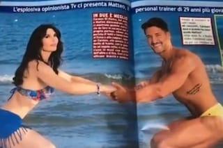 """Carmen Di Pietro e il nuovo giovane fidanzato Matteo. Lui smentisce: """"Gossip totalmente falso"""""""