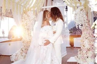 Heidi Klum e Tom Kaulitz si sono sposati, il sì su un lussuosissimo yacht nel golfo di Napoli