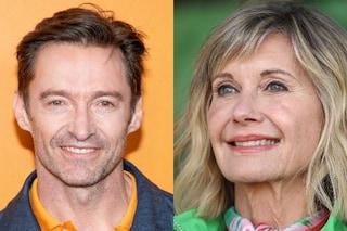 """Olivia Newton-John lotta contro il cancro, il commovente messaggio di Hugh Jackman: """"Ti amiamo"""""""