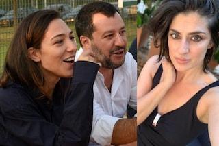 """Elisa Isoardi: """"Vedremo se Salvini starà vicino a Francesca Verdini come non ha fatto con me"""""""