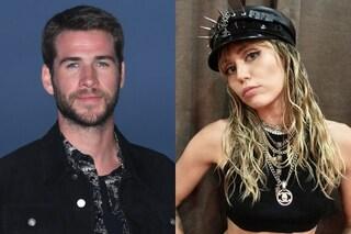 """Liam Hemsworth rompe il silenzio sulla rottura con Miley Cyrus: """"Non puoi capire cosa si prova"""""""