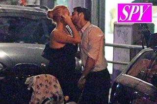 Baci tra Paola Caruso e Moreno Merlo di Temptation Island, tra i due è davvero amore