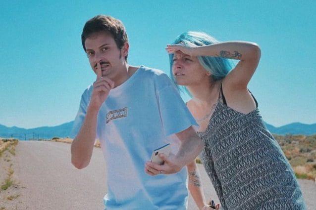 Fabio Rovazzi e la fidanzata,cacciati dall'Area 51