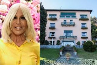Donatella Versace compra Villa Mondadori per 5 milioni: anche Walt Disney tra gli ospiti