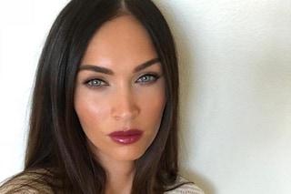 """Perché Megan Fox è sparita: """"Ho avuto un esaurimento nervoso, ho smesso di fare qualsiasi cosa"""""""