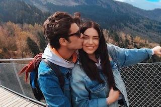 """""""Stefano Sala e Dasha Dereviankina si sono sposati il 15 agosto sul Lago di Como"""""""