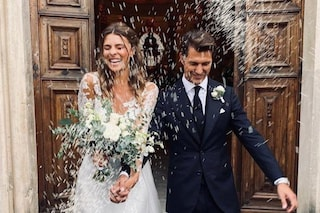 Cristina Chiabotto si è sposata, il matrimonio con Marco Roscio celebrato a Torino