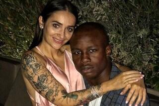 """""""Stai lontano da questa gente"""": Prince Zorresi, fidanzato di Serena Rutelli, vittima di razzismo"""