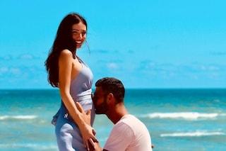 Clarissa Marchese è incinta, un figlio da Federico Gregucci a 4 mesi dal matrimonio