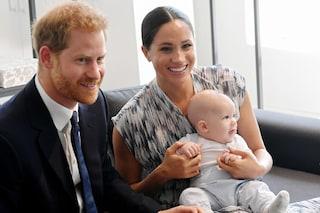 Prime foto di Archie nella prima uscita ufficiale con mamma Meghan Markle e papà Harry