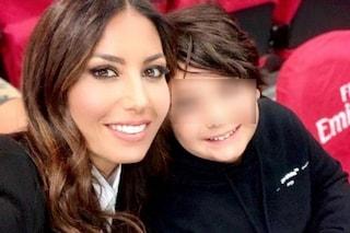 """Elisabetta Gregoraci: """"Ho temuto per mio figlio, dopo l'intervento sono stati giorni impegnativi"""""""