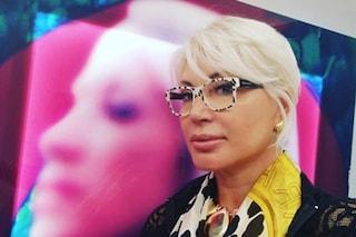 """Malore improvviso per la madre di Lucia Bramieri, lei dall'ospedale: """"La vita è imprevedibile"""""""