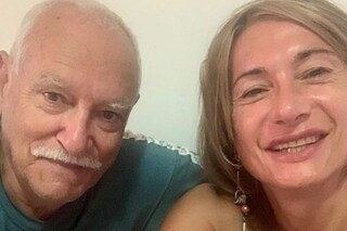"""Operato il padre di Vladimir Luxuria: """"Adesso mio papà è tornato a vedere bene"""""""