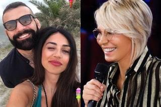 """Raffaella Mennoia smentisce il matrimonio con Alessio Sakara: """"Uno scherzo di Maria De Filippi"""""""