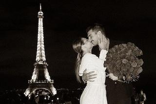 Beatrice Valli e Marco Fantini si sposano, la romantica proposta di matrimonio a Parigi