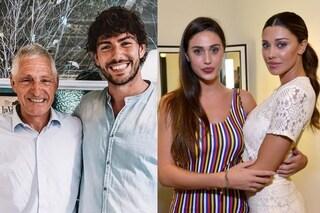 """Il padre di Ignazio Moser: """"Belén non è mai venuta da noi, Santiago in visita con i nonni"""""""