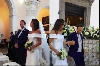 Elisa Di Francisca sposa, a Ischia il matrimonio con Ivan Villa