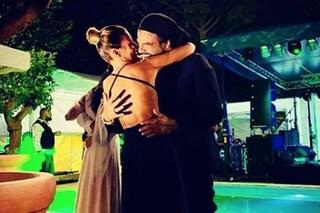 "Francesco Renga e Diana Poloni, la prima foto social insieme: ""Balliamo?"""