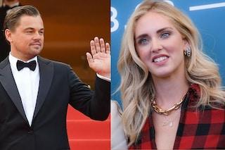 """Chiara Ferragni: """"Volevo l'autografo di Leonardo DiCaprio, mi ha respinta"""""""